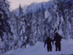 Skiing in Stehekin and Railroad Creek 1946