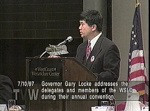 Washington State Labor Council Convention: Banquet for Former Presidents Wenatchee, WA 07/10/1997 ...