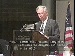 Washington State Labor Council Convention: Banquet for Former Presidents Wenatchee, WA 07/10/1997...
