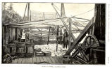 Scow Fish Wheel, Columbia River