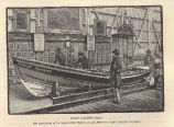 Grace Darling's Boat.(By permission of the Shipwrecked Fishermen and Mariners Royal Benevolent...