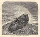Grace Darling and Her Father Pulling to the Wreck
