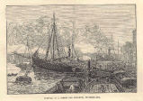 Arrival of a North Sea Steamer Billingsgate
