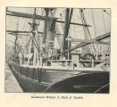 Greenland Whaler in Dock at Dundee