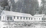 Humptulips Hatchery and Superintendent's Residence (Newly Constructed)
