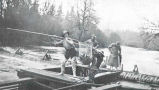 Taking Fish for Spawning at the Chehalis Salmon Hatcherywhich in 1914 secured the greatest number...