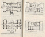 Biological Laboratory : Fig.1 Ground Floor Plan; Fig. 2 First Floor Plan; Fig.3 Second Floor Plan;...