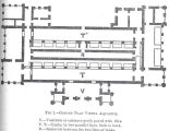 Ground Plan Vienna Aquariumv.-Vestibule or Entrance Porch, Paved with Tiles; T' T.-Tanks in two...