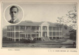 Floyd C. Freeman; I.C.C. Club House at Culebra