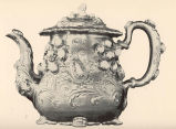 Sterling Silver Teapot. Gift, encrusted with baroque pearls from the rivers of Tennessee. Made by...