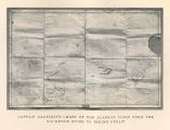 Captain Bartlett's Chart of the Alaskan Coast from the MacKenzie River to Bering Strait