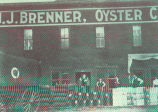 J. J. Brenner Oyster Co., Olympia, Wash. : Showing partial daily shipment