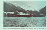 Pacific American Fisheries Steamer Windber. This vessel is employed in carrying supplies to the...