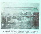Tuna Purse Seiner with Outfit