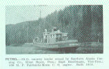 Petrel--80-ft cannery tender owned by Southern Alaska Canning Co., Einar Beyer, Pres; Eigil...