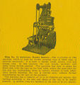 Bliss No. 18 Automatic Double Seamer.--The operation of this machine, which is used for double...