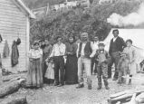 Type of the Kodiak Aleuts who constitute the entire working force at one cannery