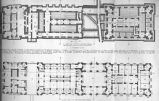 Basement and First-Floor Plans, Naples Station