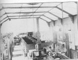 Marine Biological Station at Plymouth:Interior of General Research Laboratory