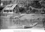 East Beach Hotel on Lake Crescent, Clallam County