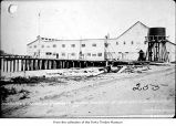 Fish cannery at Neah Bay