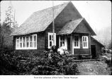 Upper Hoh River School in Jefferson County