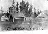 Lauridsen farm, probably on the Olympic Peninsula