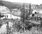 Little Falls hydroelectric plant on the Spokane River, ca. 1940