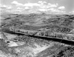 Construction camp, Grand Coulee Dam site, 1936
