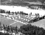 Camp Gifford, second-largest of the six WPA cantonments, 1940.