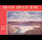 Grand Coulee Dam, the eighth wonder of the world, state of Washington