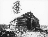 Custom House, Log Cabin, British Columbia, June 1, 1899.