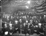 Party given by the crew of U.S.S. Prometheus, Cordova, Alaska. September 30, 1915.