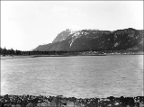 Harbor at Haines, Alaska, ca. 1898.