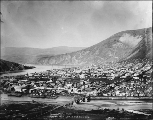 Dawson from across the Klondike River, Yukon Territory, ca. 1905