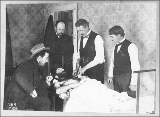Death of Jefferson Randolph Smith known as Soapy Smith, Skagway, Alaska, 1898