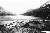 Bennett on Bennett Lake, British Columbia, June 1, 1899.