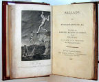 Ballads... founded on anecdotes realting to animals, with prints, designed and engraved by William...