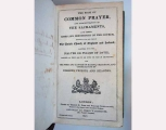 The book of common prayer and administration of the sacraments : and other rites and ceremonies of...
