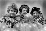 Margaret Campbell (at left), Bette Peterson, and Grace Figg of the Esperance Guild for the...