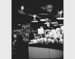 Vegetable stall, Pike Place Market, Seattle, n.d.