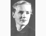 Frances Farmer, actress, Portland, ca. 1937