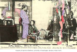 Group celebrating Tanabata, Japan, n.d.