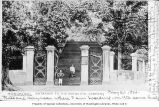 Entrance to the Hong Kong Botanical Gardens, Hong Kong, ca. 1906