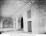 Interior of the Rang Mahal (Palace of Colours), Red Fort, Delhi, ca. 1921