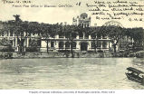 French Post Office on Shameen island in Guangzhou, China, ca. 1910