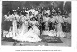 Guests invited for costume ball, Philippine Carnival, 1908