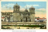 Cathedral in Cuzco, ca. 1923