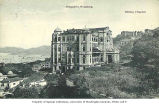 Kingsclere with view of the military hospital, Hong Kong, ca. 1909