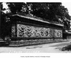 Nine-Dragon Screen at Beihai Park, Beijing, China, ca. 1931